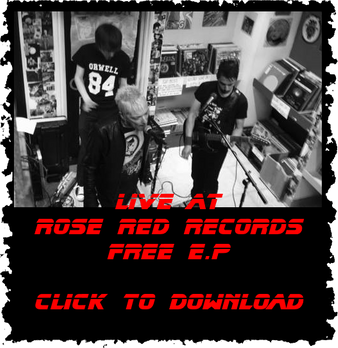 Continental Liaison - Live At Rose Red Records Free EP